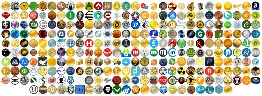 List Of All Cryptocurrencies In The World On Internet Total Number Digital Crypto Currency With Their Names And Symbols Available Here