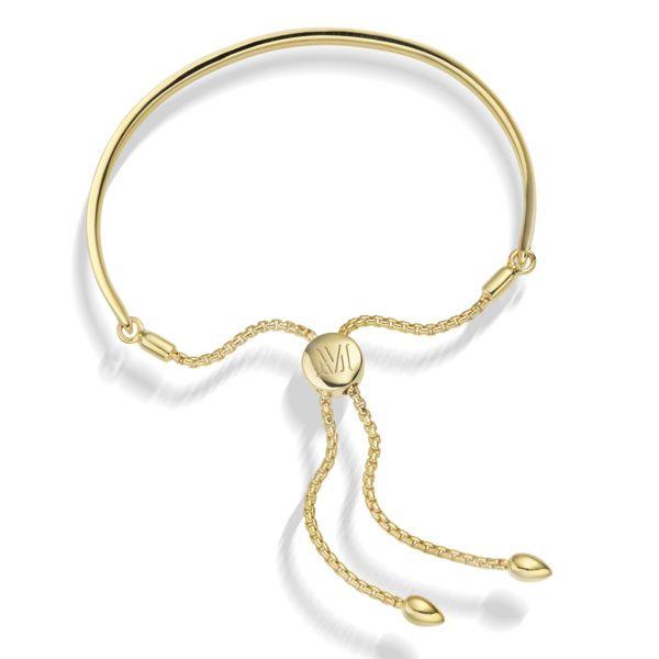 Fiji Chain Bracelet, Sterling Silver Monica Vinader