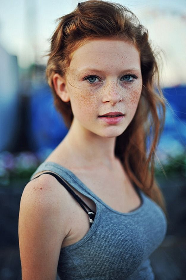 Redhead Store   Girls with red hair, Beautiful freckles