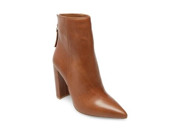 4bac136c764 Trista cognac leather   W A R D R O B E   Boots, Leather, Ankle boots