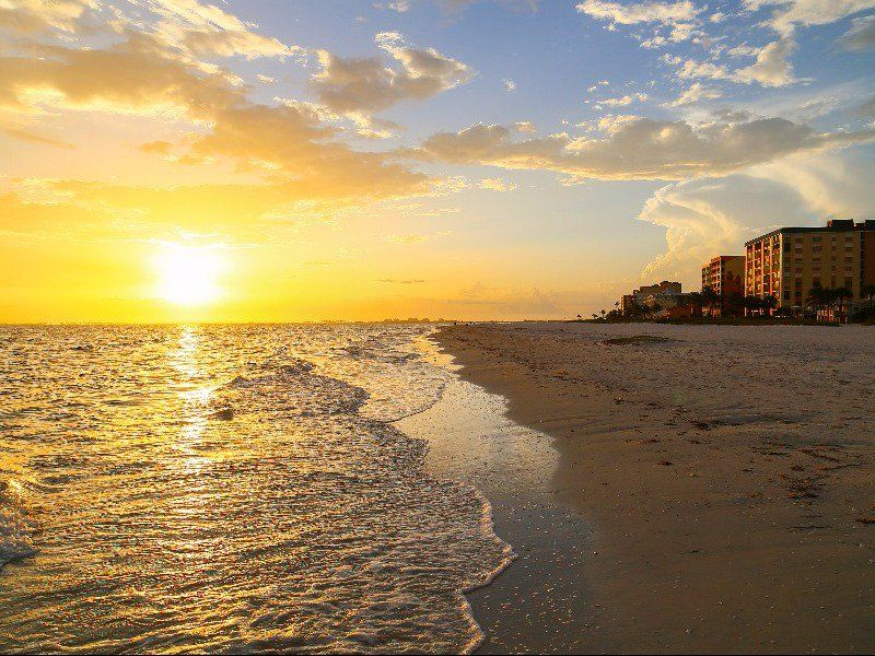 13 Florida Beaches Perfect For A Peaceful Day Of Collecting