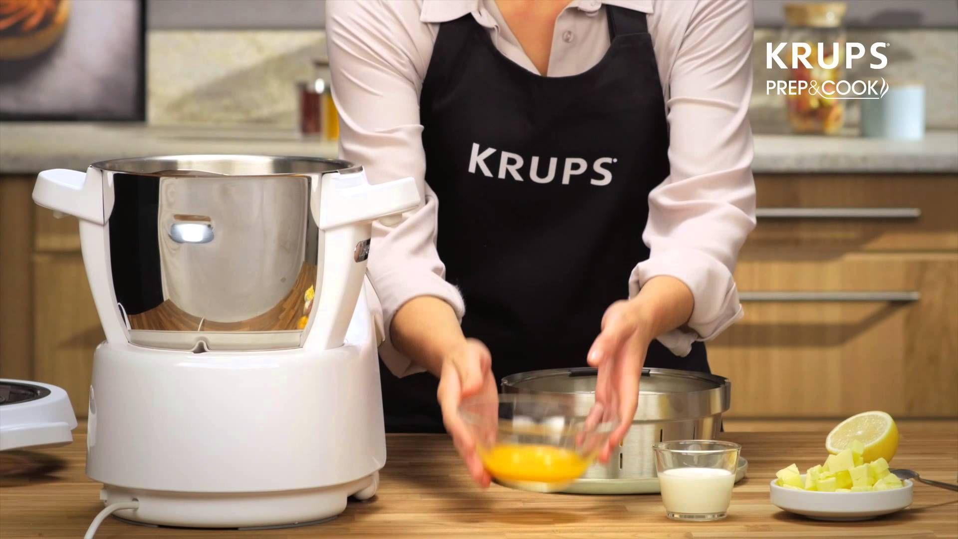 Hp 5031 Krups Prep Cook Rezept Gemuse Mit Sauce Hollandaise Krups Prep Cook Prep Cook Sauce Hollandaise