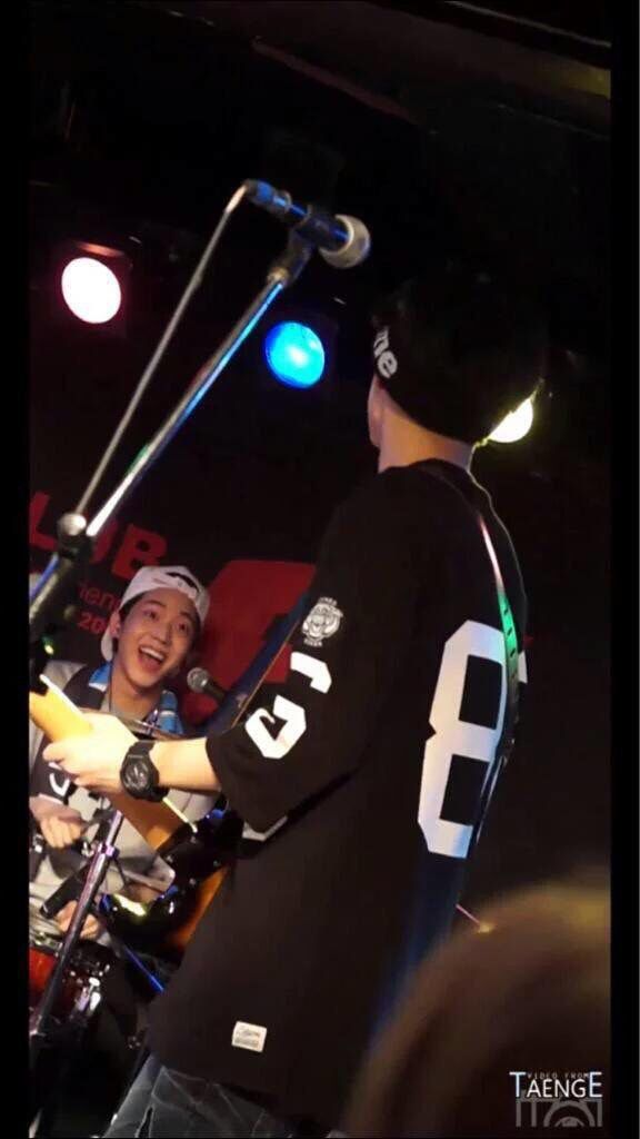 Dowoon & j Day6
