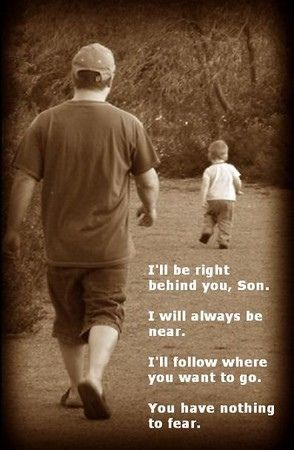 father son poems relationship with god