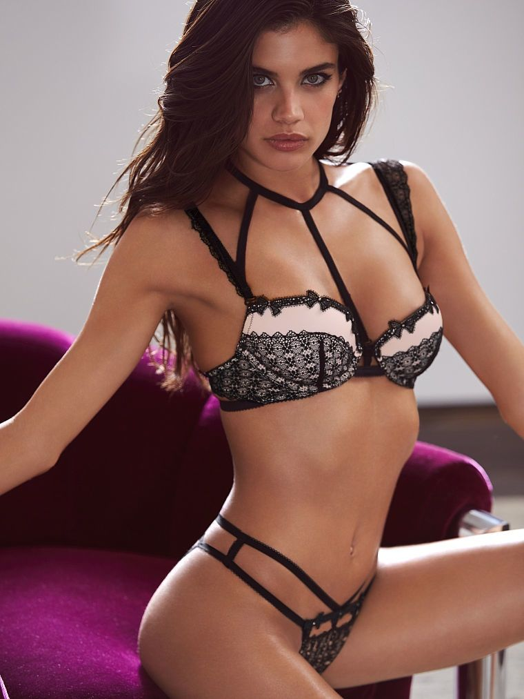 04bdef3576d0 Sara Sampaio Turns Up the Heat for Sexy Victoria's Secret Photos ...