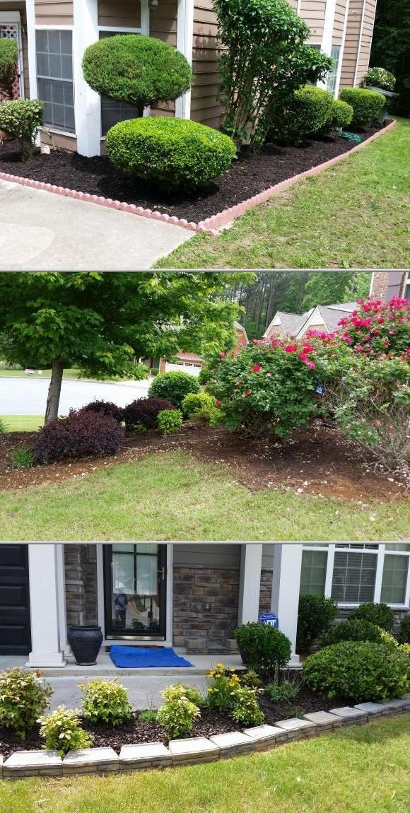 This Business Specializes In Providing Lawn Care And Landscaping Services At Affordable Pr Xeriscape Landscaping Backyard Garden Backyard Ideas For Small Yards