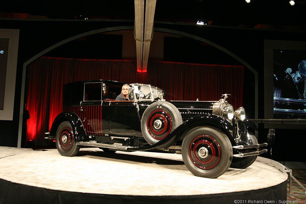 1924 Hispano-Suiza H6B Saoutchik Coupe de Ville