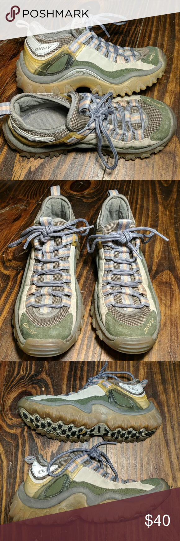DKNY Rare Hybrid Hiking Shoes | Hiking