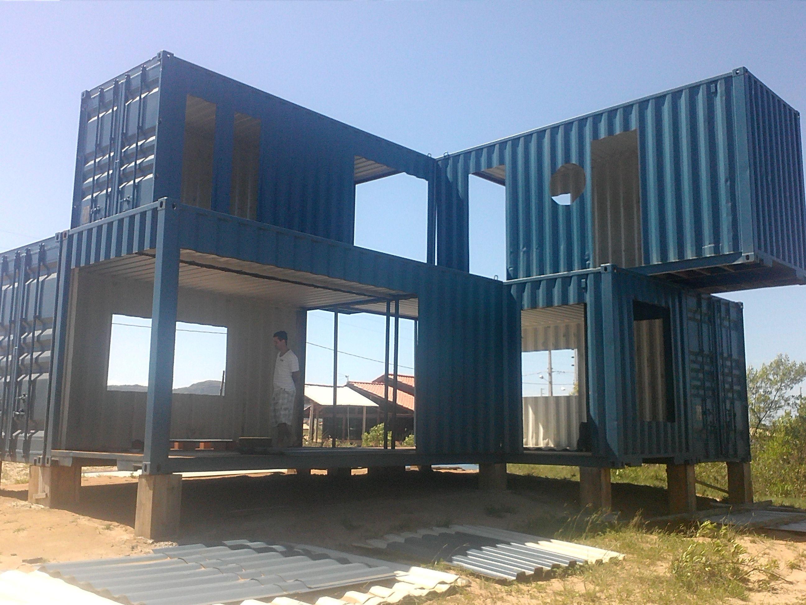 Evolution empresas casas de cont ineres pinterest for Container casa