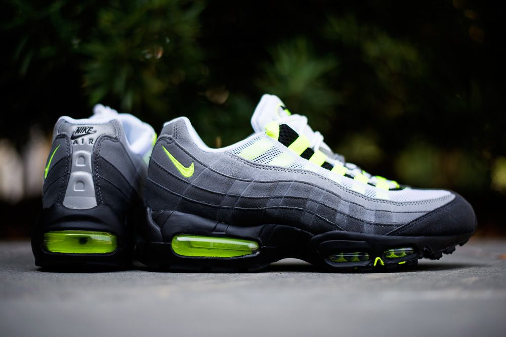 super popular 8c472 11dee Nike Air Max 95 Sneaker  The Story Behind the Revolutionary Running Shoe    HYPEBEAST