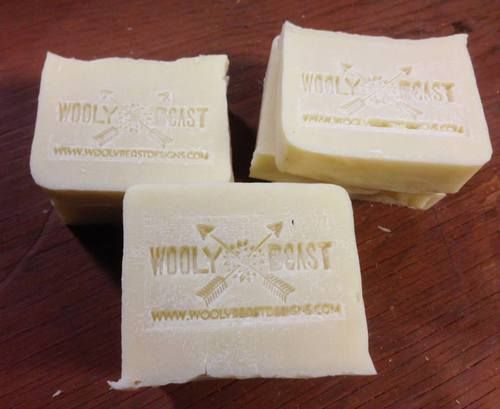 Wooly Beast Designs - soy candles and soap made in Portland, OR