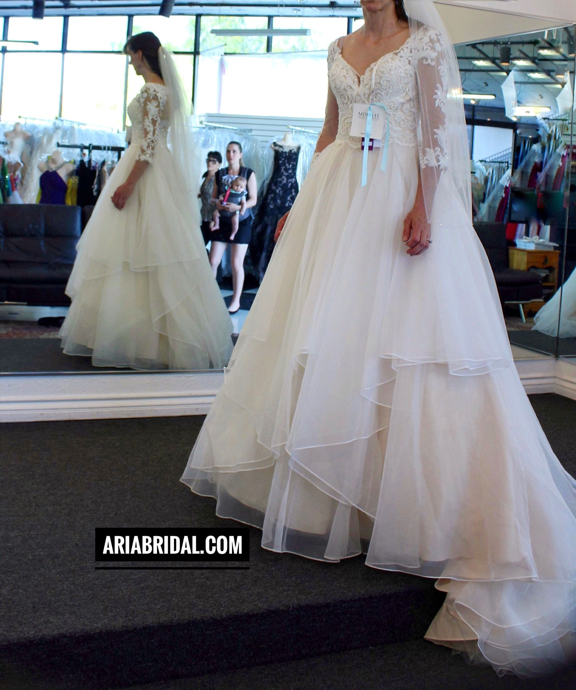 Wedding Dress at Aria Bridal in Escondido/ San Diego, California ...