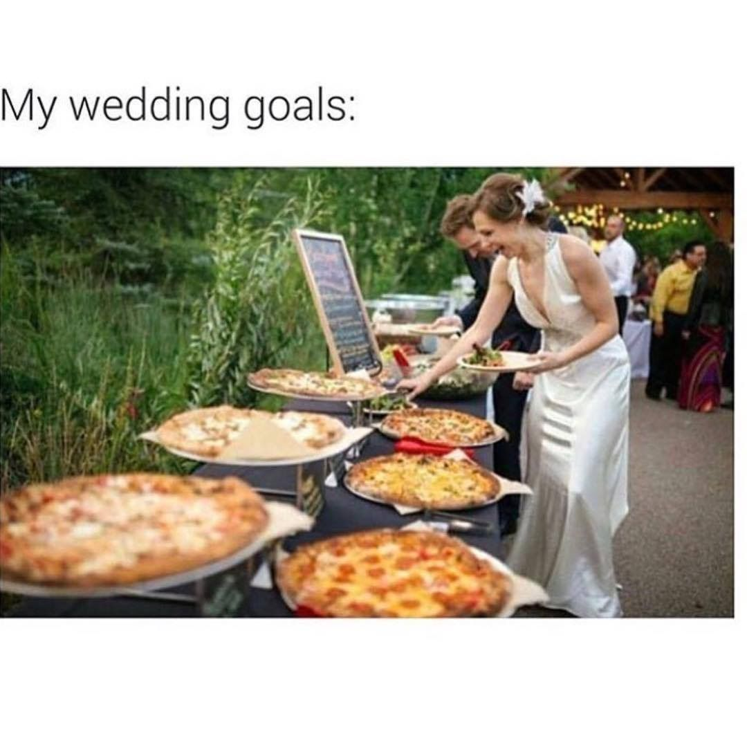 Pizza Wedding Reception Ideas: Pin By Alexa Tracy On Hitched