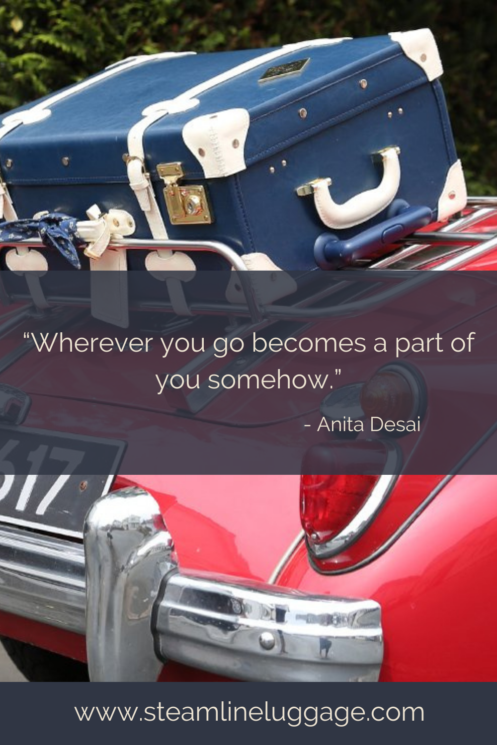 Anita Desai Quote | Words about Life | Best Literary Quotes About Travel | Wanderlust Quotes