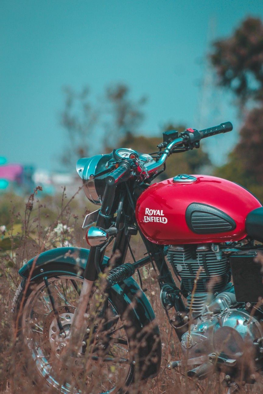 Redittch red classic350 Royal enfield classic 350cc