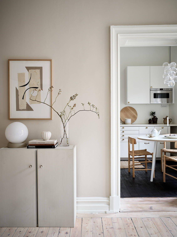 Stylish home in beige - COCO LAPINE DESIGN