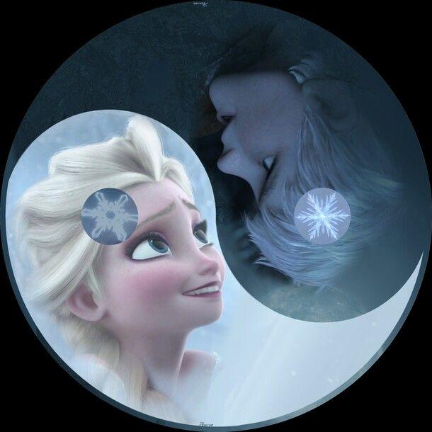 Jack X Elsa Le couple se complète !!!