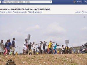 Jogo de futebol termina com ao menos 15 mortos no Congo