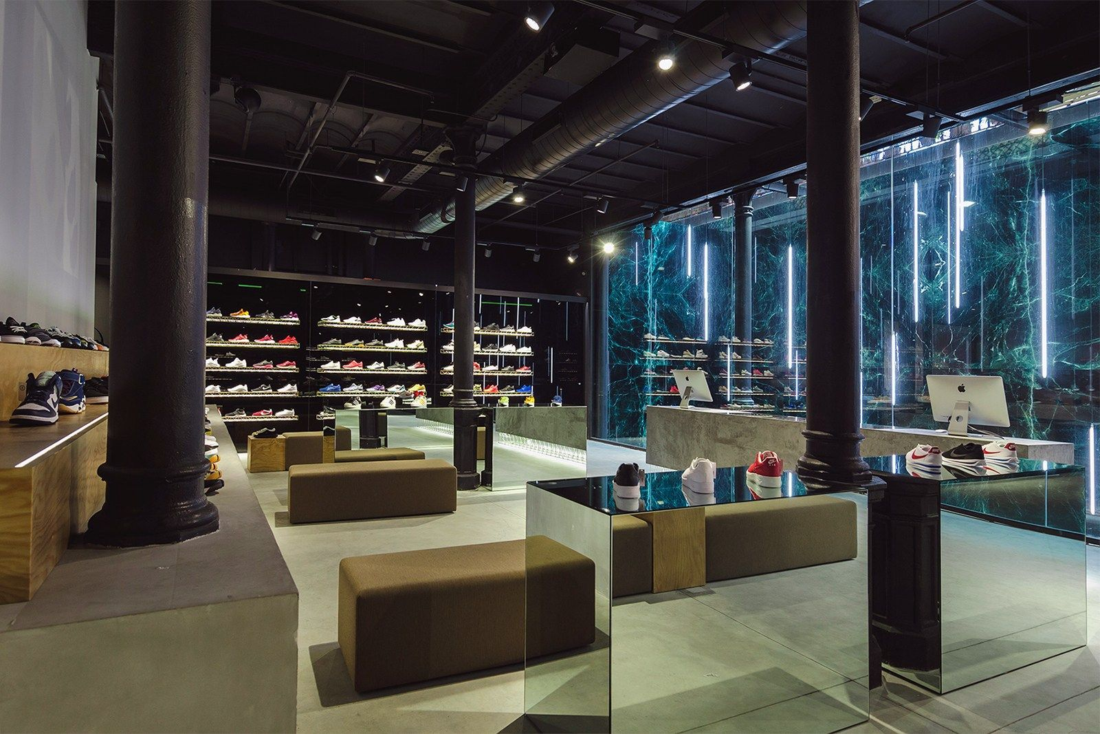 sneaker store spotlight sivasdescalzo barcelona madrid spain guide rh pinterest com Nike iD CUSTOMIZE Custom Nikes