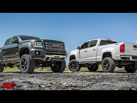 2015 Chevrolet Colorado Gmc Canyon 6 Inch Suspension Lift Kit By