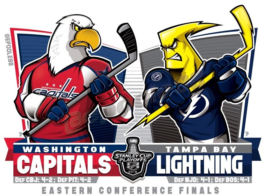 Epoole88 Washington Capitals Stanley Cup Eastern Conference Finals Washington Capitals