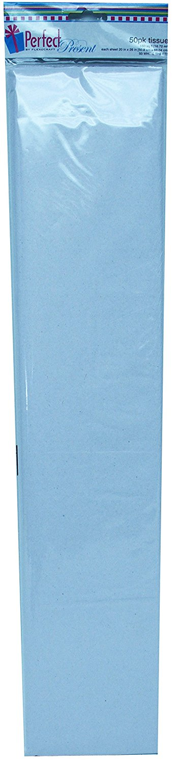 Wrapping Tissue, 6 Count, White ** Want to know more, click on the image.