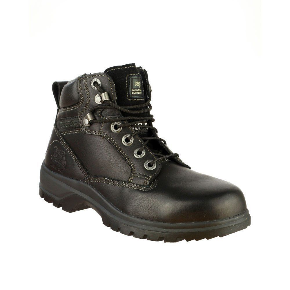 cb45f80c68f Womens Caterpillar Kitson Srx Steel Toe Safety Work Lace Up Boots ...