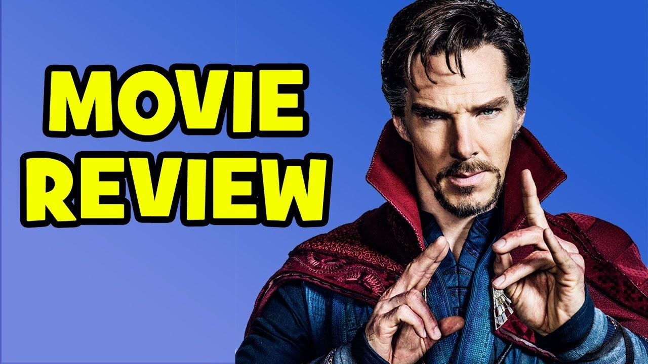 Doctor Strange MOVIE REVIEW - No Spoilers