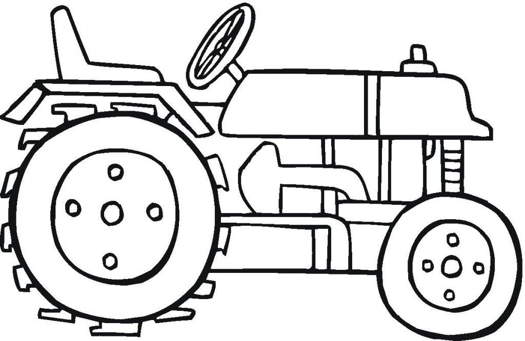 Free Printable Tractor Coloring Pages For Kids Tractor Coloring Pages Preschool Coloring Pages Coloring Pages To Print