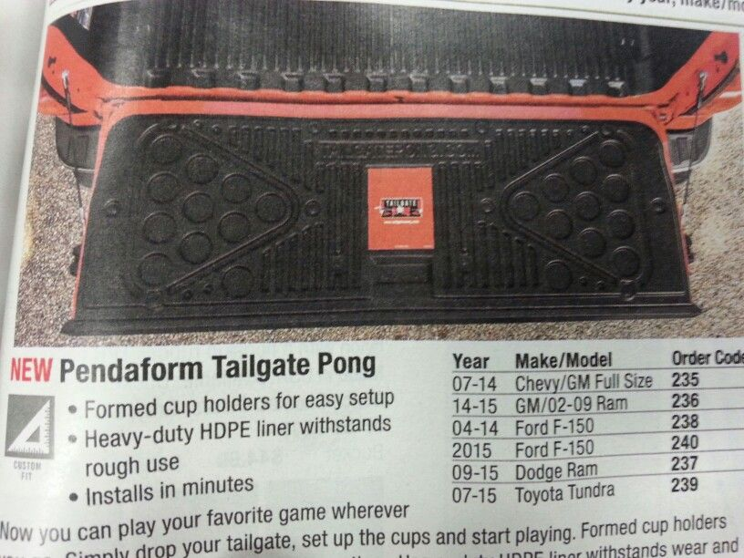 This is tailgating!