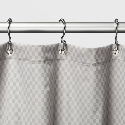 Orb Stainless Steel Double Glide Hooks Chrome Made By Design