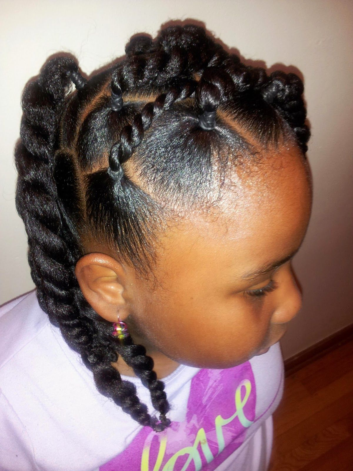 natural kids hairstyles - google search | little girl hairstyles