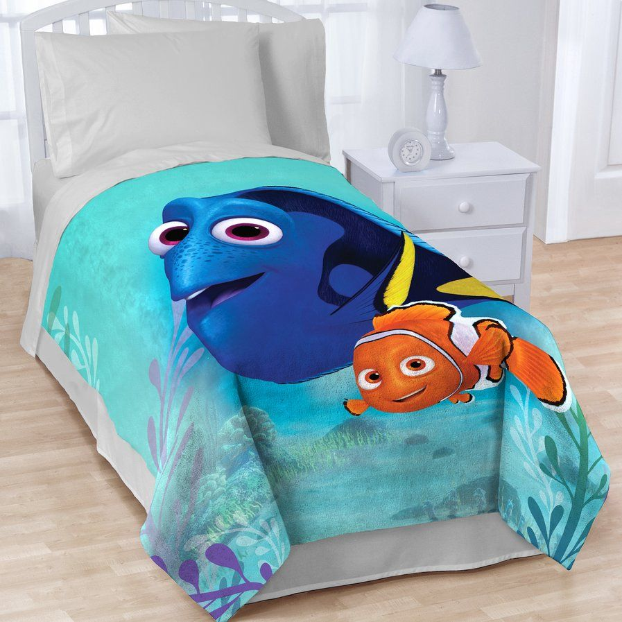 Finding Dory Stingray Blanket (With images) Dory blanket