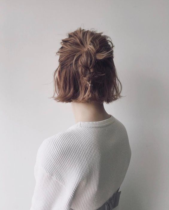 15 Peinados lindos que toda chica de cabello corto debe probar