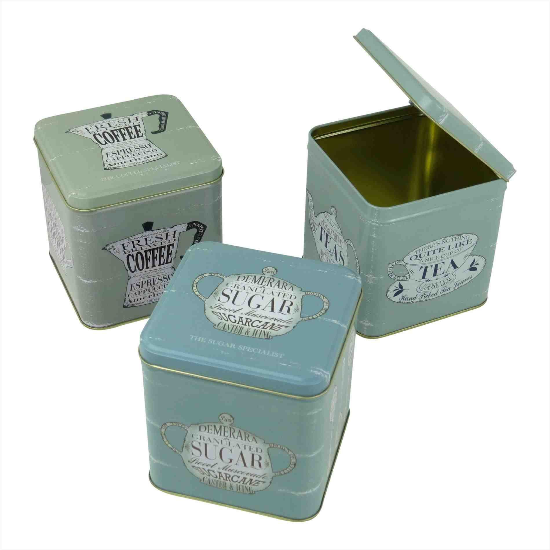 New Post black tea and coffee storage jars | Shabby chic | Pinterest ...
