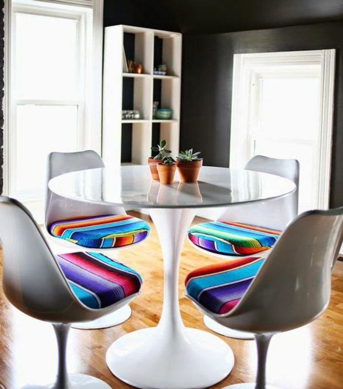 La chaise tulipe embl¨me du design des années cinquante Archzine