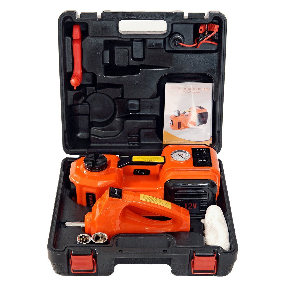 Amazon Car Repair Kit Today Only Sprinkle Savings Car Jack Best Electric Car Hydraulic Cars