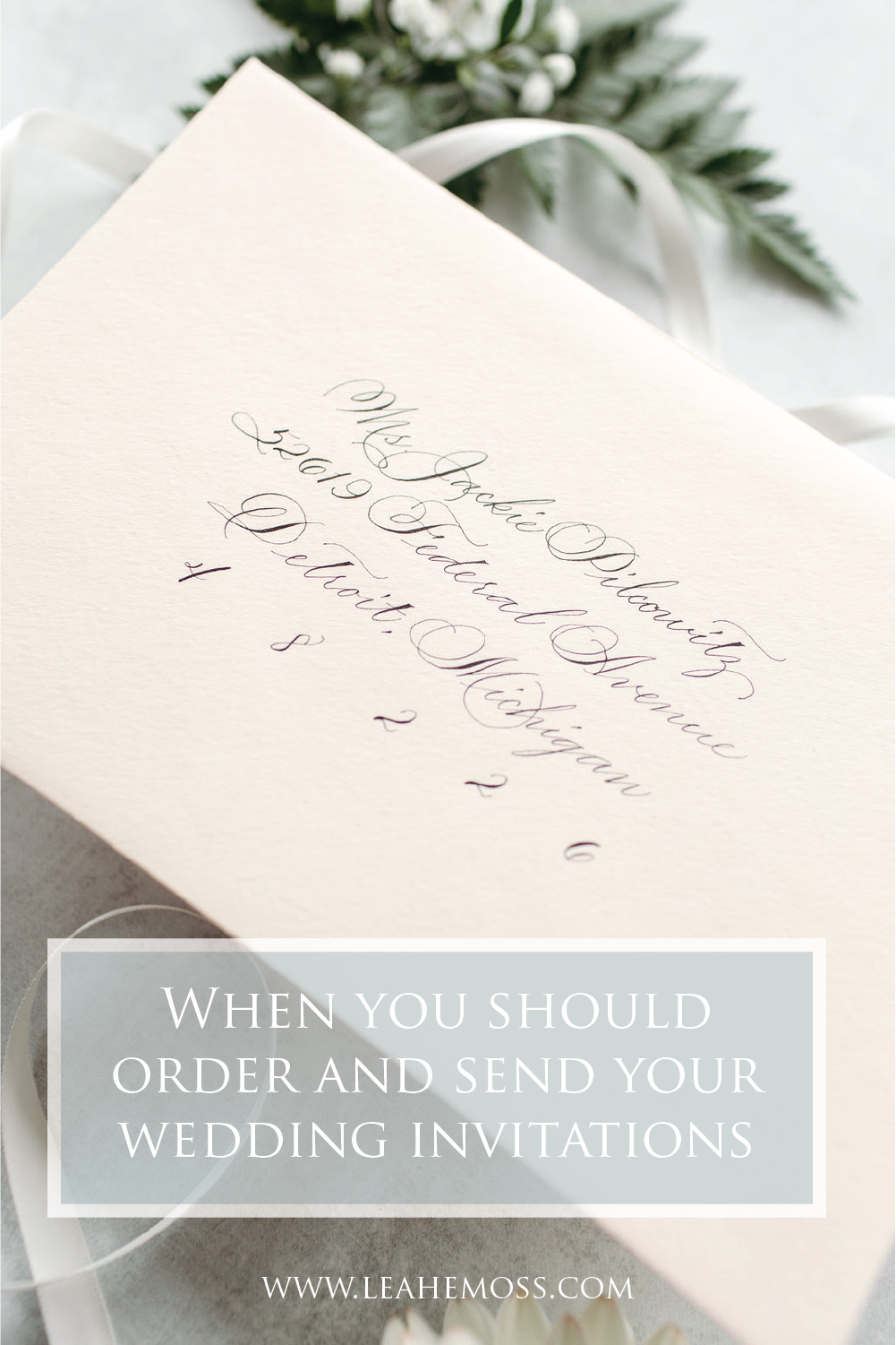 I Ve Summarized My Expert Tips Into A Handy Free Workbook So You Can Take The Guesswork Out Of When To Order And Send Your Invitations It S My Little Wedding