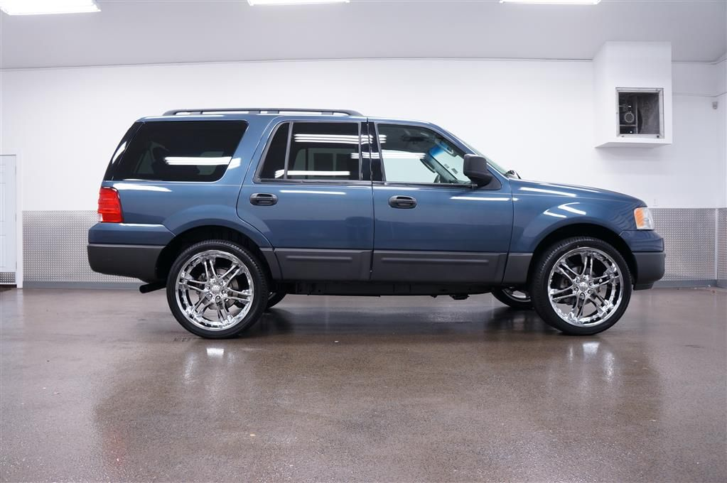 Custom Ford Expedition Interior 2006 Ford Expedition Xls 2wd