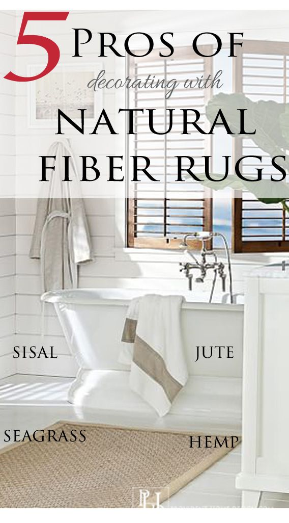 The Pros And Cons Of Natural Fiber Rugs Blogger Home