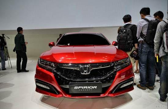 2016 Honda Accord Spirior