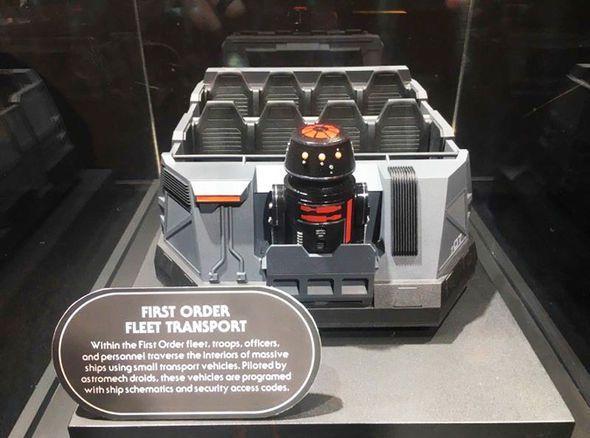 First Oder FLeet Transport