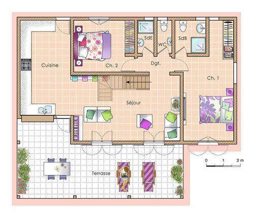 Une maison à l\u0027architecture antillaise Construction