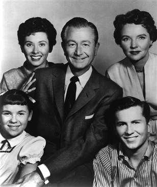 Father Knows Best One of our favorite TV shows : )   40's