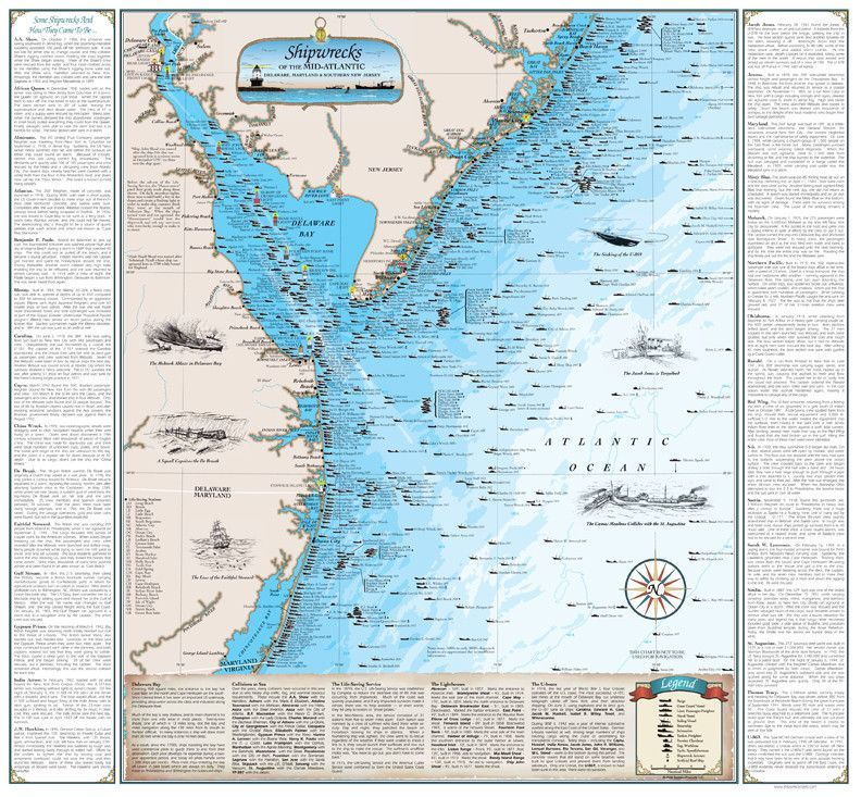 Pin On Shipwreck Charts