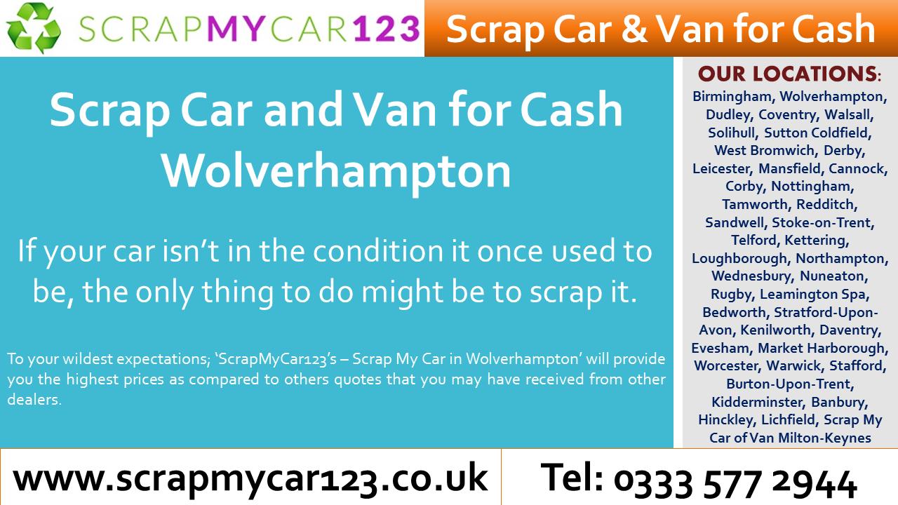 Wolverhampton Wolverhampton, Car