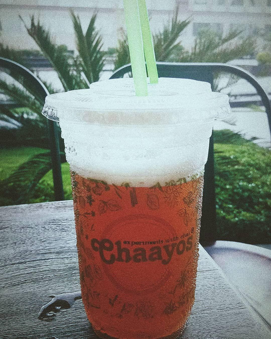 Cooldrinks Fun Drinks Iced Tea Chillax