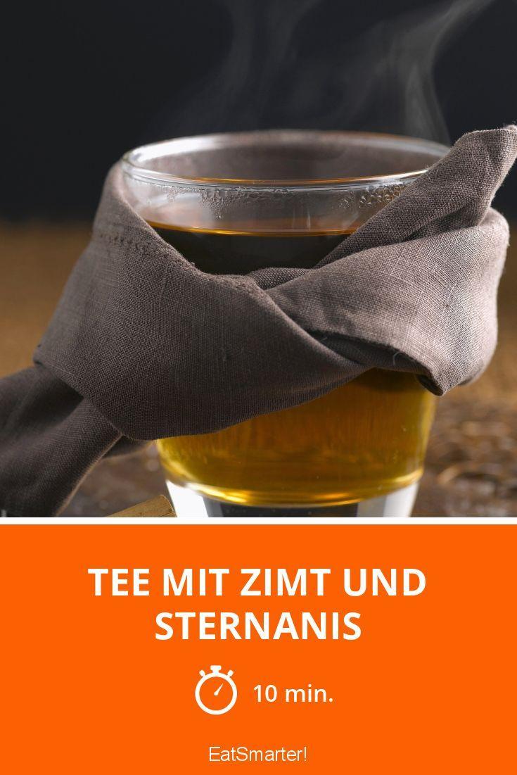 Tee Mit Zimt Und Sternanis Rezept Tee Rezepte Gruner Tee Rezepte Gruner Tee