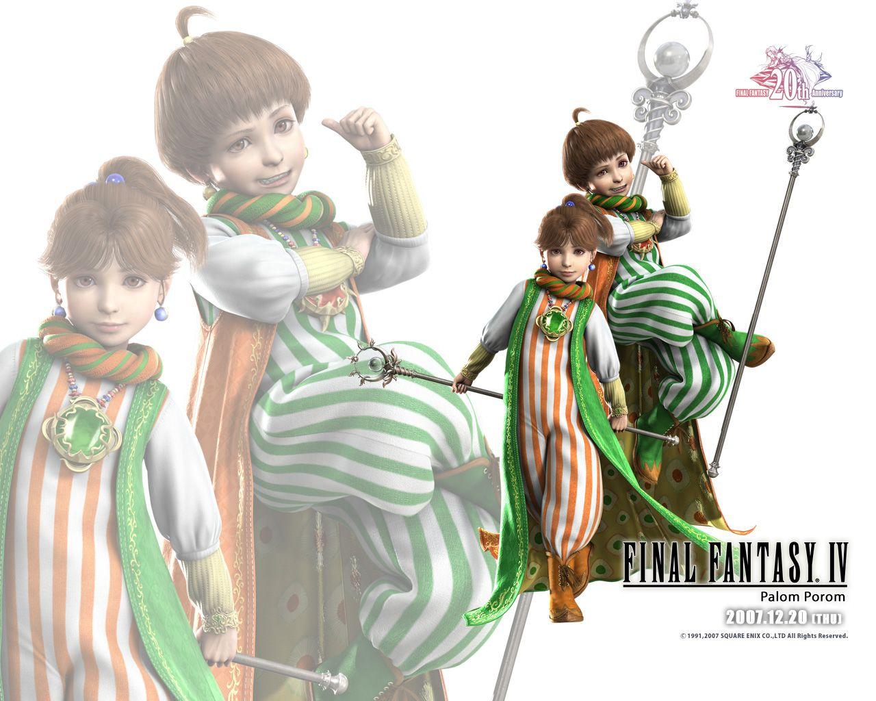 Tags Nomura Tetsuya Square Enix Wallpaper Final Fantasy Iv