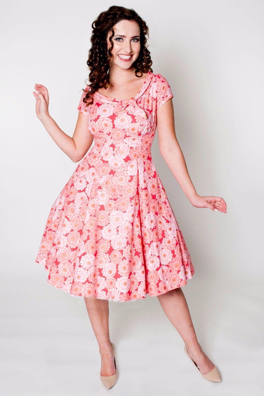 Beverly Dress - Serenity